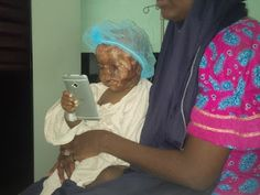 WELCOME TO BLOGSNIGERIA       : Photos:Baby disfigured by bokoharam attack gets pl...