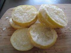 Dondurulmuş Limon Mucizesi ve Şaşırtıcı Faydaları - YouTube