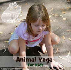 We understand the benefits of yoga and we know our children love animals. Enter Animal Yoga for Kids. Pick up some creative animal poses with Penny!