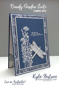 Butterfly Cards, Flower Cards, You Are An Inspiration, Making Greeting Cards, Stamping Up Cards, Animal Cards, Card Sketches, Sympathy Cards, Dandy