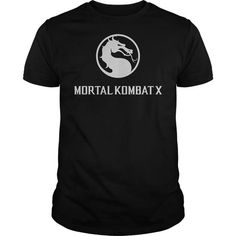 Mortal Kombat X Dragon Logo T-Shirt Hoodie Sweatshirts eua. Check price ==► http://graphictshirts.xyz/?p=61408