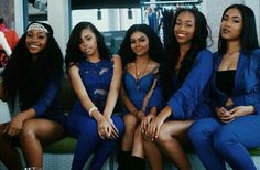 baddies, beauty, and best friends image