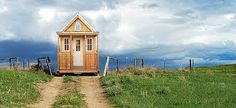 Before you dive into the tiny house life, first you must master the art of thinking small. Here are tips on how to prepare for your move into a tiny house. Tiny House Movement, Think Small, Minimalist Lifestyle, Tiny House Living, Homesteading, Small Spaces, Gazebo, Outdoor Structures, Landscape