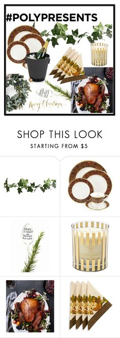 """""""#PolyPresents: Dinner Party"""" by liezeltrisha ❤ liked on Polyvore featuring interior, interiors, interior design, home, home decor, interior decorating, Williams-Sonoma, contestentry and polyPresents"""