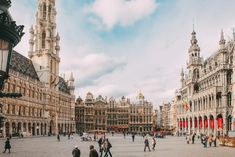 There are so many things to do in Brussels, especially on a shorter weekend trip. It's one of those cities which is perfect for a long weekend, exploring all the historic sites and scoffing every
