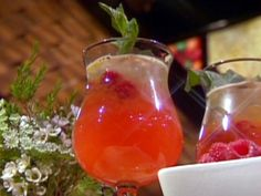 A delicious recipe for Raspberry Citrus Punch, with pineapples, orange juice, water, sugar, raspberries, grapefruit juice, soda water and ginger ale