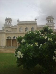 Chowmahalla Palace the official residence of the Nizams of Hyderabad