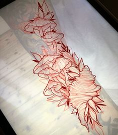 68 Ideas Tattoo Leg Sleeve Sketch For 2019 Feather Tattoos, Foot Tattoos, Flower Tattoos, Body Art Tattoos, Sleeve Tattoos, Tatoos, Tattoo Sketches, Tattoo Drawings, Psychedelic Art