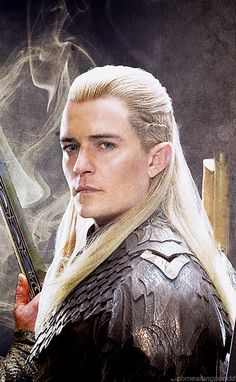 Legolas. I will forever have a crush on you... <3