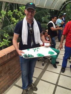 Rough raw emeralds