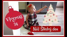 VLOGMAS #24   NÁŠ ŠTĚDRÝ DEN #vanoce Den, Christmas Ornaments, Holiday Decor, Home Decor, Xmas Ornaments, Homemade Home Decor, Christmas Jewelry, Christmas Baubles, Decoration Home