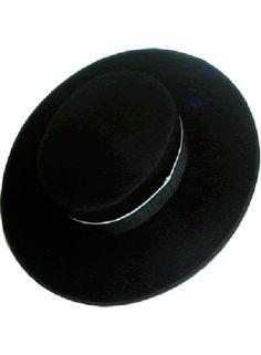 Woolen cordobes hat