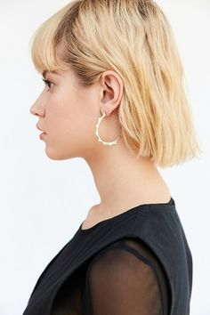 Pin for Later: Summer's Must-Have Accessory Will Bring Back So Many Memories  Drift/Riot On The Radio Earring ($110)