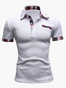 Buy from us Men's Polo Shirts Classic Summer Short Sleeve cotton. Get a discount for the entire collection Men's Polo Shirts . Buy more and save off . Mens Designer Shirts, Designer Suits For Men, Tartan Men, Plaid, Versace T-shirt, T Shirt Boss, Shirt Men, Le Polo, Slim Fit Polo
