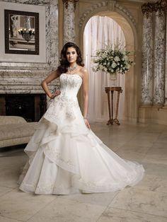 David Tutera Bridals 212262-Vicky David Tutera for Mon Cheri Bridal Shopusabridal.com by Bridal Warehouse - Bridal, Prom, Quinceanera, Special Occasion