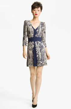 Tracy Reese 'Scarf Print' Dress available at #Nordstrom