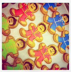 Little Sweeties Party Ideas: Beatles themed food