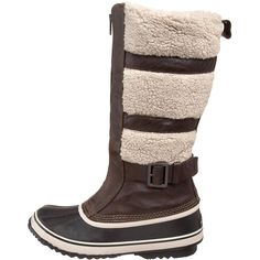 SOREL Helen of Tundra Waterproof Rubber Boots. A warm, waterproof boot with a statement-making faux fur and leather upper, these super fancy winter boots have 100 grams of insulation and a felt lining to ensure that feet stay warm, dry and protected during everyday activities in chilly weather. Size 8. NL 1586-319 Color: Brown Warm lining Condition: Pre-owned. Great condition. Check pictures. ia2 0313 Sorel Boots, Everyday Activities, Chilly Weather, Waterproof Boots, Stay Warm, Winter Boots, Insulation, Faux Fur, Felt