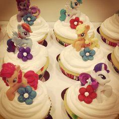 My Pretty Little Pony Happy Birthday Cake