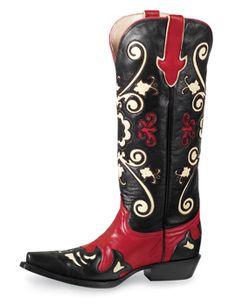 UGA Gameday boots!