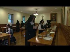 Real to Reel - Visitation Sisters, Part 1 of 2 I have a very special love for the Visitation nuns and sisters. with all my heart Live+Jesus!