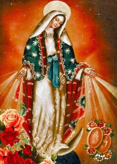 Mother Mary....