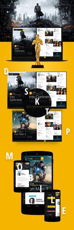 Saved onto Web Design Collection in Web Design Category Page Design, Layout Design, Banner Design, Web Design Examples, Robert Downey, Mobile Web Design, Wordpress, Ui Web, Oscars Live