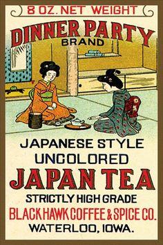 Artistic vintage advertisments, posters, art | ... Vintage Coffee Art Prints and Posters - Vintage Advertisements
