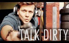 Talk Dirty To Me (Cover/Remix) - Jason Derulo - Tyler Ward & Fresh Big MoufSong Cover http://ift.tt/2vhDOtL