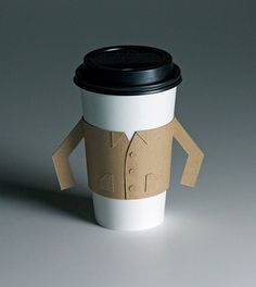 Now that's some packaging.  Java Jacket by Brock Davis.  The simplicity kills me. ;D