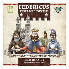Italia Medievale: Federicus, rievocazione storica a Altamura (BA)