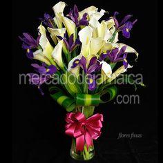 Arreglos con Alcatraz Amor & Alcatraz| Envia Flores