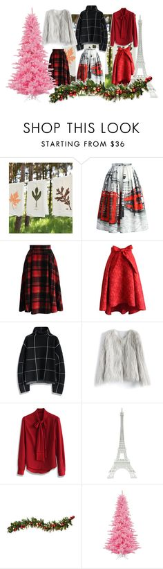 """Let finish a great day of work."" by utitito on Polyvore featuring Chicwish and Merci Gustave!"