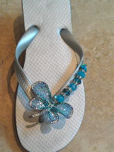 DRAGONFLY, OH MY!  By Flipinista, Your BFF (Best Flip Flop)  Registered Trademark<3