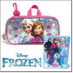 Disney Frozen Accessories Case and Journal Cool journal and accessories case will keep Frozen fans organized and on track. Paper and plastic. Imported. Ages 6 and up. http://jgoertzen.avonrepresentative.com/