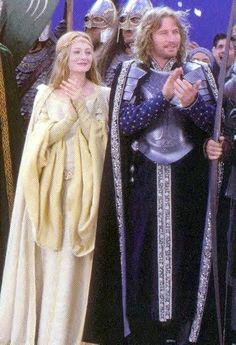 eowyn lord of the rings | Eowyn and Faramir - New Line Cinema
