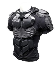 ARAIG As Real As It Gets - Real Time - Diet, Exercise, Fitness, Finance You for Healthy articles ideas Tactical Suit, Tactical Armor, Combat Armor, Combat Gear, Concept Weapons, Armor Concept, Suit Of Armor, Body Armor, Armadura Cosplay