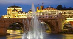 Macedonia, gran oportunidad de inversión para las #pymes españolas