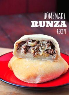Homemade Runza Recipe | KansasCityMamas.com