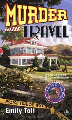 Murder Will Travel (Booked for Travel Mysteries « Library User Group