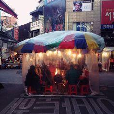 포장마차,서울,모바일가이드