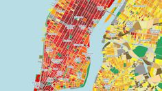 An interactive map that shows energy consumption in New York City by building New York City Buildings, New York City Map, Ville New York, Brooklyn, Sustainable City, School Of Engineering, Nyc, Energy Consumption, Electricity Consumption