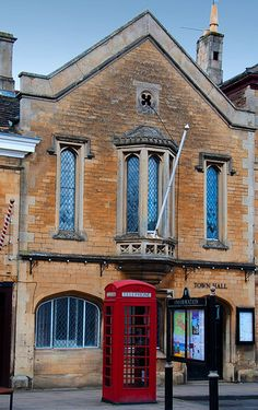 The Town Hall, Market Deeping. | Flickr - Photo Sharing!