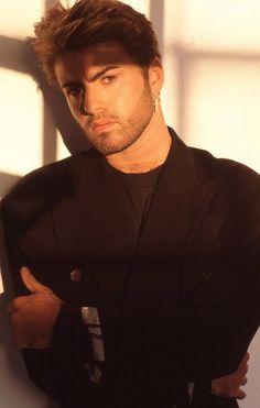 George Michael 80s, George Michel, Michael Love, Beautiful Voice, Beautiful Men, Beautiful People, Al Pacino, Images Murales, Andrew Ridgeley