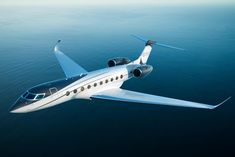 --Thales will design and manufacture the Flight Control solutions adapted to the marks the fifth Gulfstream business jet airframe which Thales wil Luxury Jets, Luxury Private Jets, Private Plane, Gulfstream G650, Gulfstream Aerospace, Nissan 370z, Rolls Royce Engines, 8 Passengers, Flight Deck