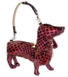 a dachshund bag !