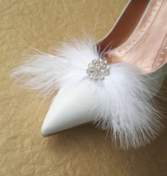 A feathery affair on your big day!