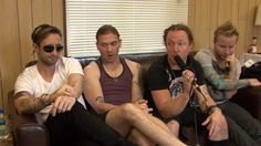 Shinedown speaks with MyMusic