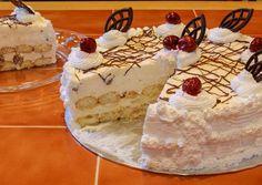 Sütés nélküli Oroszkrém torta | Lajos Moncsi receptje - Cookpad receptek