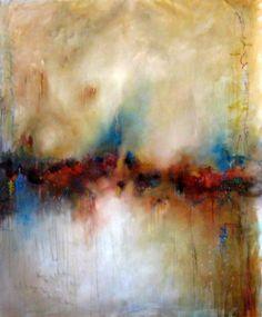 "Saatchi Art Artist: Behzad Tabar; Paint 2013 Painting ""Reflect"""